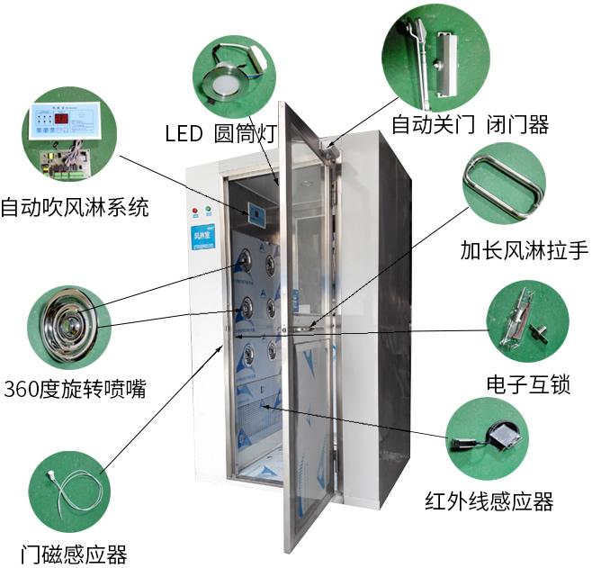 不锈钢风淋室,上海风淋室设备